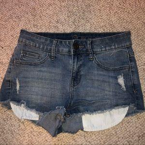 SO high-rise shorts